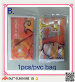 packing method- pvc bag