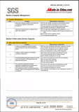 Audited Supplier (SGS) Page 6