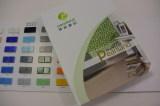 Mosaic sample book
