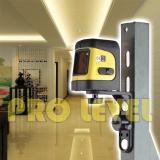 Self-Leveling Pocket Cross Laser Level (EK-112R)