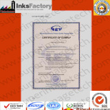 ISO9000 Certification for superimage packages materials(2009-2012)