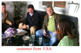 Customers from USA