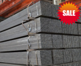 Mild Steel Square and Rectangular Tube or Pipes for Fence