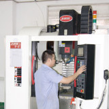 4 axis CNC machining center