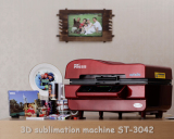 3d Sublimation Vacuum Heat Press Transfer Machine