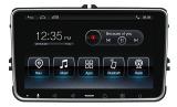 Andriod Car Volkswagen Universal Gps Dvd Player