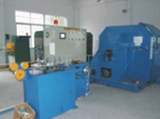 twisting line machine