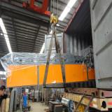 Loading the Roller Shutter Door Machine to Algeria