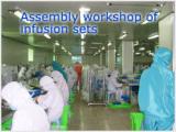 Workshop of Infusion Sets