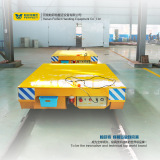 20 Ton Motorized Transfer Trolley Heavy Loads Transport Carriage