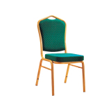 Hotel Furniture General Use Metal Frame Dining Chair