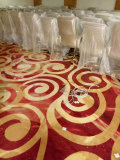 Overseas Casino Carpet Construction