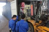 Press Brake delivery