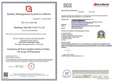 SGS&ISO9001 Certificates