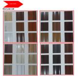 Wooden Grain Aluminum Profile Color Chart