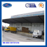 Combined Complex 1000T Cold Storage Room and Freezer