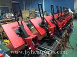 European style high pressure T-shirt heat press machine