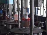 Electron tube exhaust
