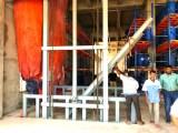 Tavol Finished Cargo Lift Installation Work for Bangladesh Customer