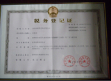 National-Tax registration certificates