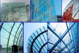 laminated insulated spider Glass Curtain Wall