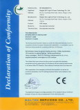 CE certification for LAMPS