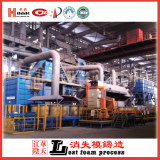 Heli forklift group Lost foam casting production line