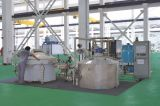 Vacuum pressure leaching paint equipment