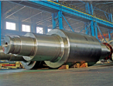 Steel forging shaft, customed size