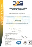 AOCI IS NOW CERTIFIED ISO 9001:2008