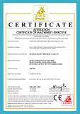 CE Certificater of mini tiller