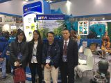 Thailand customers paid a visit to our booth