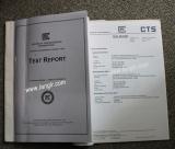 Reach test report