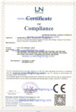 CE FCC Cerification for SOLAR LED LIGHT