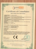 CE Certification for hand held metal detector