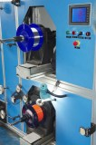 Fiber Color coating machine