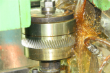 Processing equipments for some spur gears