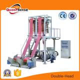 double die head film blowing machine