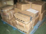 Bolts and nust packing