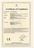Energy Saving Lamp CE-EMC certificate