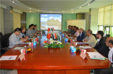 Meeting with Egypt representatives