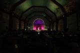 LED par show photo