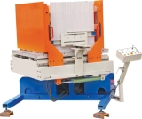pile turner machine