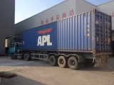 packing 3x9m at container