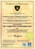 OSHAS 18001:2007