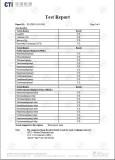 PVC WHITE SHEET ROHS 2/4
