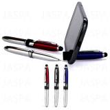 4in1 Touch Stylus Penlight with Flashlight (17-1BD304-1)