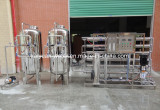 3000LPH full stainless steel ro system water purification machine