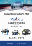 "We are warmly invited you to PEAK at ""automechanika"" Shanghai Show"