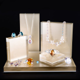 Acrylic jewelry display